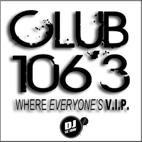 CLUB 1063 V.I.P. Mixtape, vol. 1