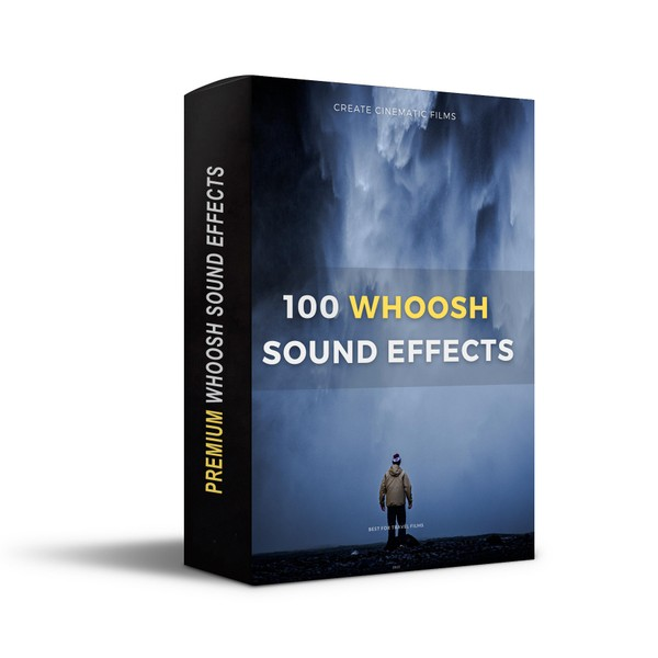 100 Whoosh Sound Effects