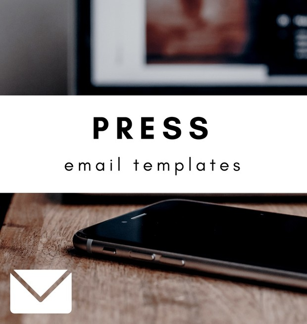 Press Outreach Email Template
