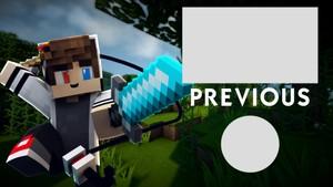 Minecraft Youtube Outro