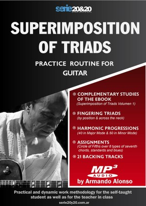 GUITAR / Superimposition of Triads