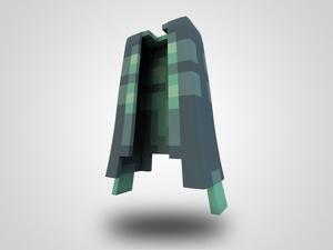 Minecraft Jacket Rig
