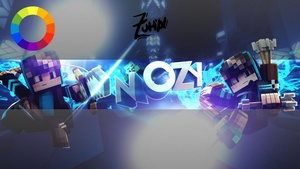 - [Minecraft] YouTube Banner -