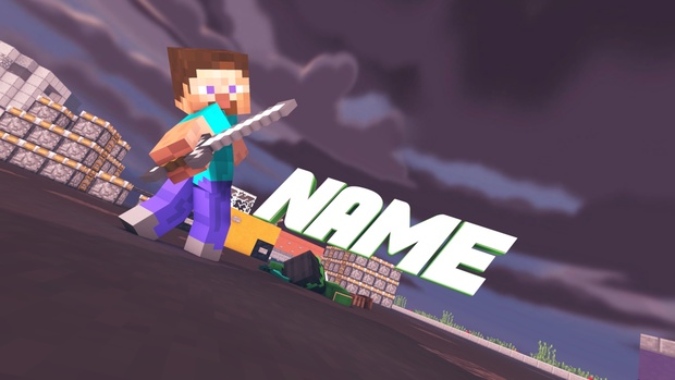 - [Minecraft] FREE INTRO TEMPLATE -