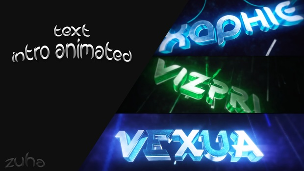 - [3D] YouTube Intro (Rainbow) -