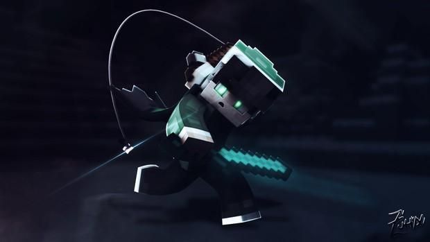- [Minecraft] 4K Wallpaper -