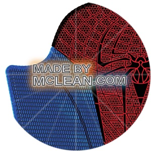 MadebyMcLean Amazing Spider-Man 1 Dye-Sublimation Ready Print
