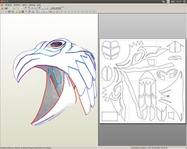 wonder woman eagle helmet a4 foam pdf cyberpaddy66 s pdo files