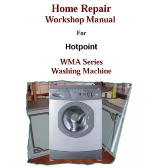 Hotpoint WMA66 Service Manual