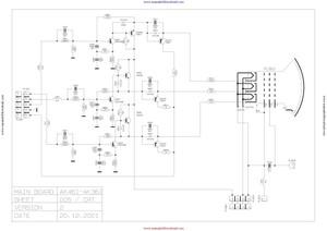Vestel 11AK46 Chassis Service Manual