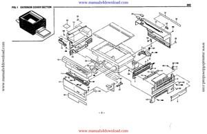 Mita DC1435 Service Manual