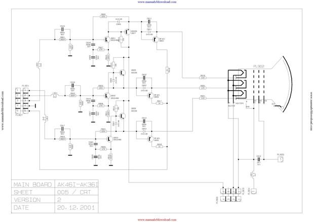 Alba TVD3455 Service Manual