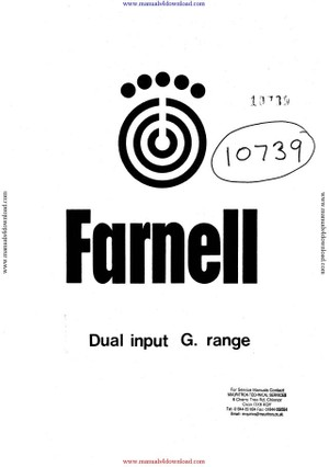 Farnell G24-15P Power Supply