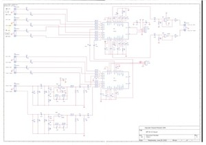 Acoustic Solutions SP100 Schematic Set only