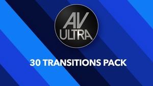 AV-Ultra 30 4K Color Wipe Transitions