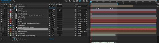 Audio Visualizer (After Effects CC) [Read Desc.!]