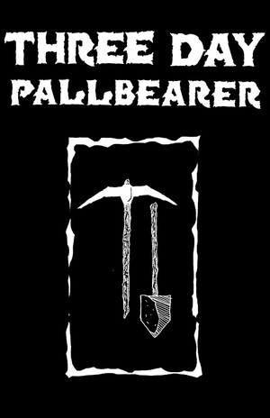 Three Day Pallbearer (One-shot Comic)