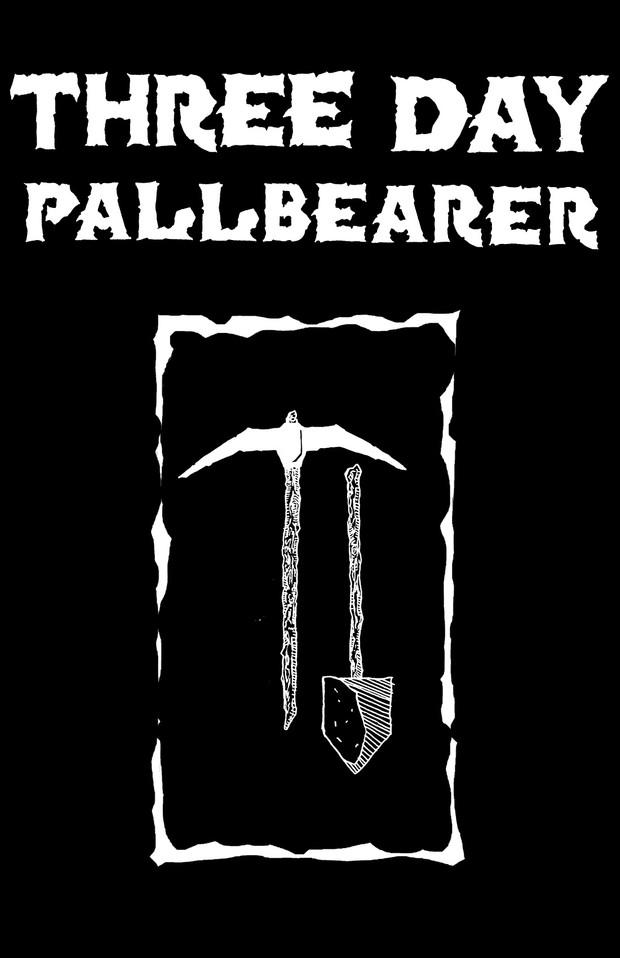Three Day Pallbearer (One-shot Comic)