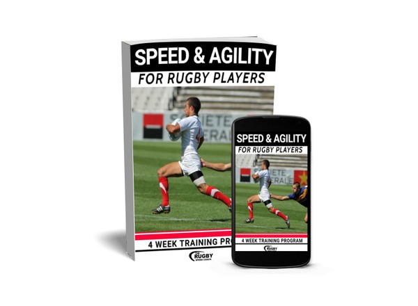 Speed & Agility 4-Week At-Home Training Program for Rugby and League Players