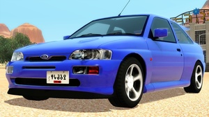 1992 Ford Escort RS Cosworth