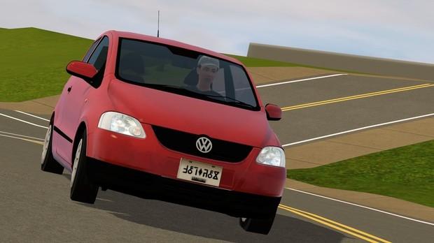 2005 Volkswagen Fox