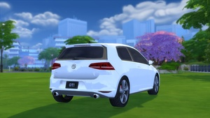 2016 Volkswagen Golf GTI For TS3 & TS4