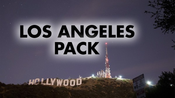 LOS ANGELES 30 CLIPS PACK #1