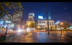 0052 NEW YORK MANHATTAN NIGHT