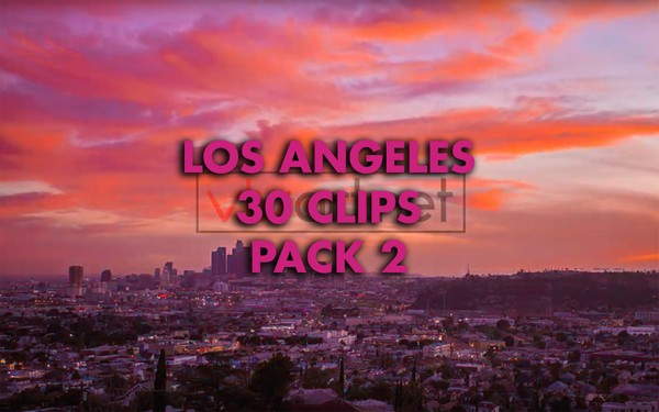 LOS ANGELES 30 CLIPS PACK #2
