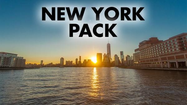 NEW YORK 30 CLIPS PACK #1