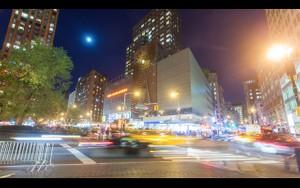 0039 NEW YORK MANHATTAN NIGHT