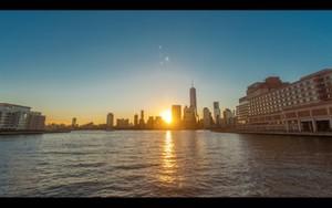 0031 NEW YORK SUNRISE