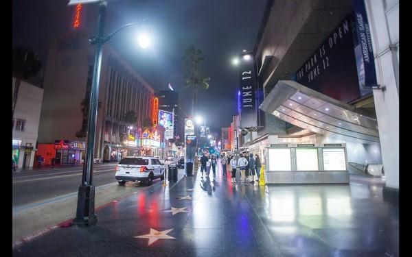0008 LOS ANGELES HOLLYWOOD BOULEVARD