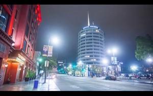 0030 LOS ANGELES HOLLYWOOD NIGHT