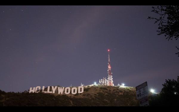 0021 LOS ANGELES HOLLYWOOD NIGHT