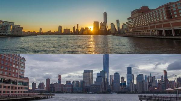 New York Hyperlapse Clips