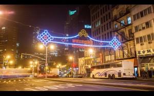 0049 NEW YORK CHINA TOWN NIGHT