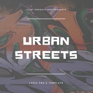 Urban Streets - Logic Pro X Hip Hop Template
