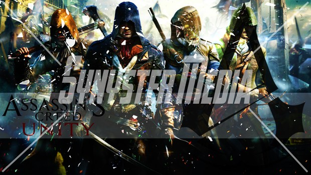 Assassin's Creed: Unity (Dark)