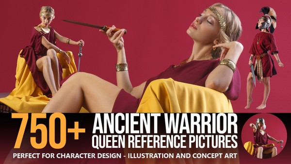 750+ Ancient Warrior Queen Reference Pictures