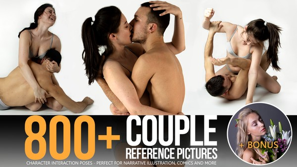 800+ Couple Reference Pictures