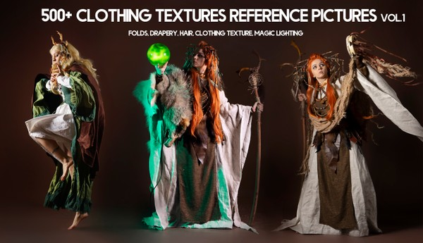 500+ Clothing Textures Reference Pictures