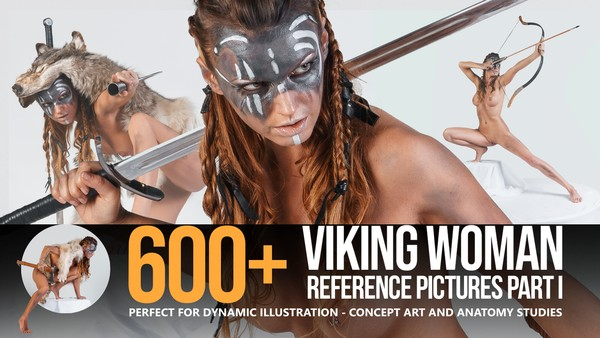 600+ Viking Woman Reference Pictures