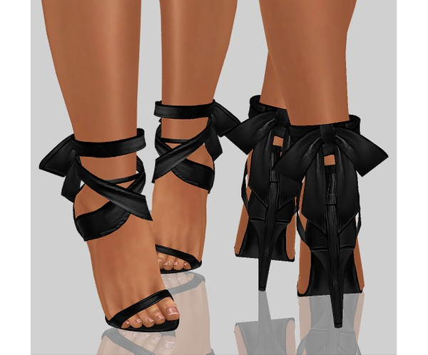 IMVU file sales - LEATHER - sandals