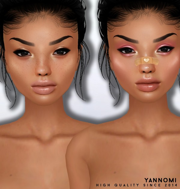 IMVU mesh heads - alice