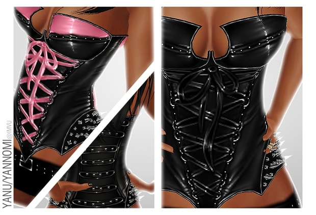 :: SPIKED CORSETS 2016 ::