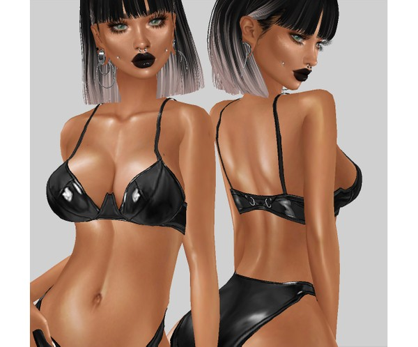 IMVU file sales - latex bra v.2