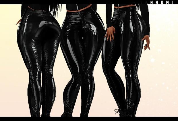 [ IMVU FILE SALES 2017: latex leather rubber pants ]