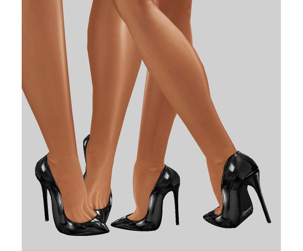 IMVU file sales - latex pumps v.1