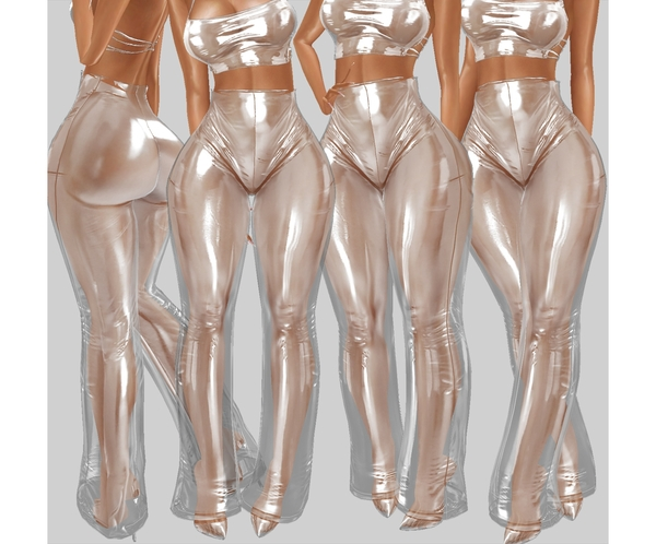 IMVU file sales - transparent wider pants